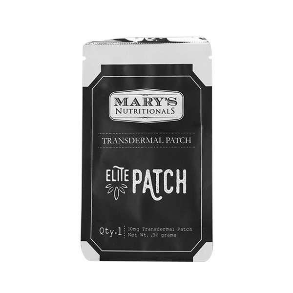 Cbd Based Marys Nutritionals Patch A