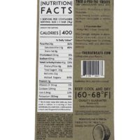 Therapeutic 60mg Caramel Coconut Nutritional Facts