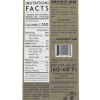 Therapeutic 60mg Peach Hazelnut Nutritional Facts