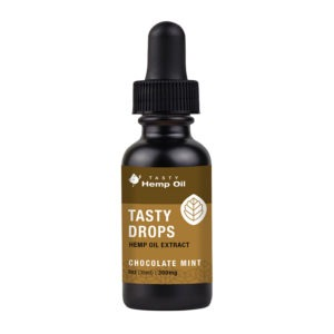 Tasty Drops 1oz Chocolate Mint