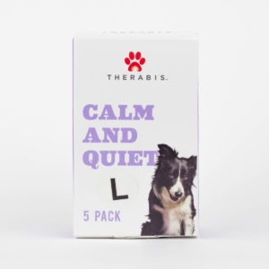 Therabis Calm And Quiet 5 Pack Large Front