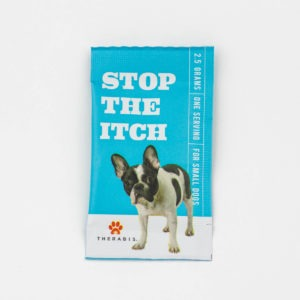 Therabis Stop Itch 1 Serving Small Front