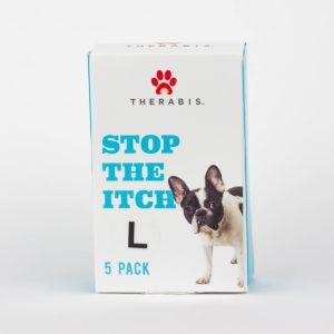 Therabis Stop Itch 5 Pack Large Front
