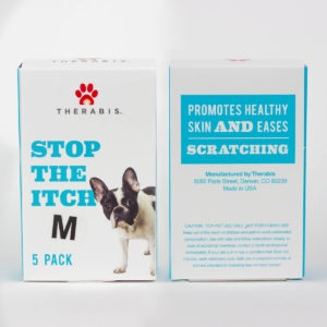 Therabis Stop Itch 5 Pack Medium