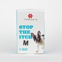 Therabis Stop Itch 5 Pack Medium Front