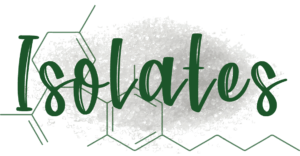 Isolates Collection | CBD Based